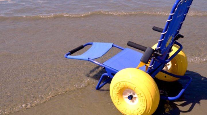 Innovazione è anche creare o modificare qualcosa per migliorare la vita degli altri, come la sedia job  (jamme 'o bagne) per i disabili. In Puglia obbligatoria dal 2012